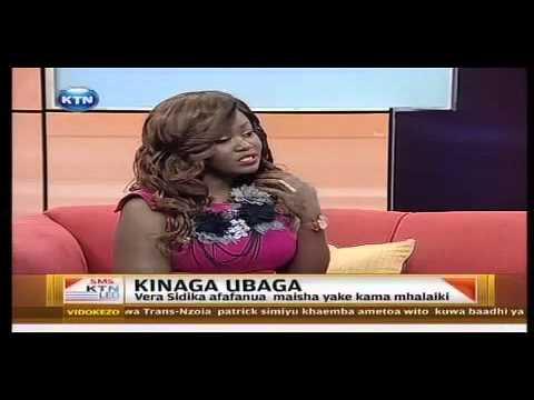 Vera Sidika afafanua maisha yake kama Mhalaki