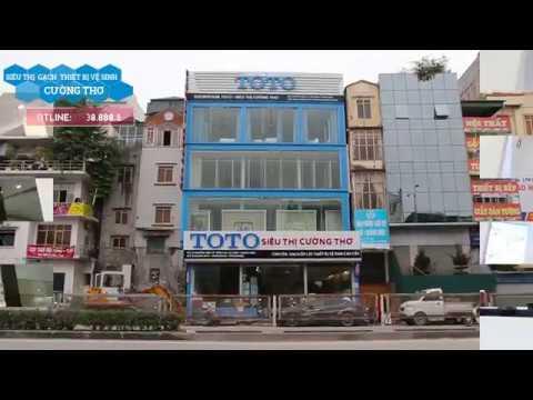 Đại Lý ToTo tại Quảng Ninh, Gạch men ốp lát và Thiết bị vệ sinh ...