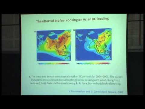 "Session 1 Prof. S. N. Tripathi (IIT Kanpur)""Aerosol impact on climate change"""