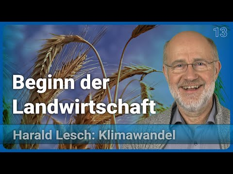 Neolithische Revolution   Anthropozän (13) • Harald Lesch