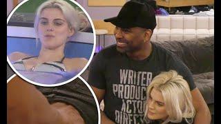 CBB: Ginuwine gives Ashley James a massage