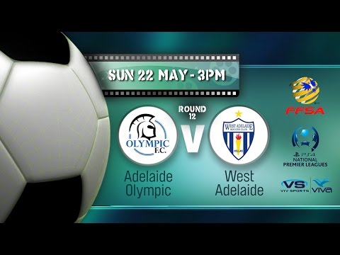 Round 12 Adelaide Olympic versus West Adelaide
