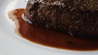 Pan Sauce Bordelaise - Red Wine Reduction Steak Sauce