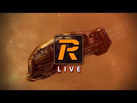 EVE Online: Ambushing NPC Mining Operations | LIVE