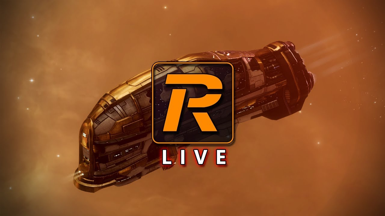 EVE Online: NPC Mining Fleet Operations Loot   LIVE