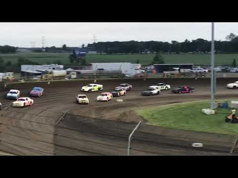 Kokomo Speedway Thunder Car Feature June 23 2019