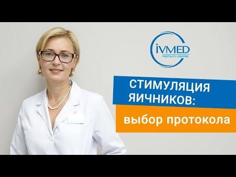 Галина Стрелко. Выбор протокола стимуляции яичников