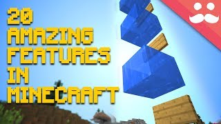 20 SMALL Features in Minecraft That Make it GREAT!