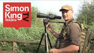 Choosing the Right Tripod for Your Spotting Scope