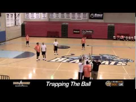 2-2-1 Press for Basketball With Coach Tom Moore
