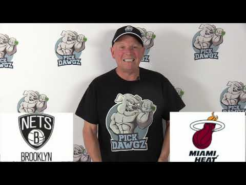 Brooklyn Nets vs Miami Heat 2:29:20 Free NBA Pick and Prediction NBA Betting Tips