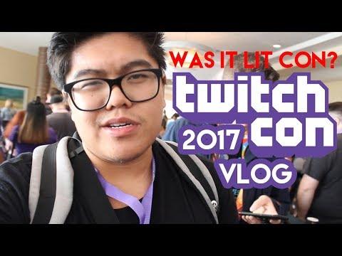 De-Monitized at TwitchCon 2017 | WAS IT LIT CON?! ETIKA MANSION PARTY?!