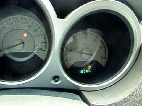 Chrysler Sebring 2007 Fallo De Fábrica