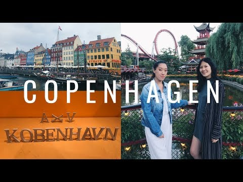 COPENHAGEN ON A BUDGET 🇩🇰 - TIPS & TRICKS: TRAVEL VLOG 1   viola helen