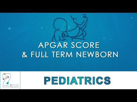 APGAR Score for the Newborn
