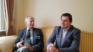 Е. Понасенков и князь Н. Лобанов-Ростовский об экспансии ислама, Китая и геббельсах