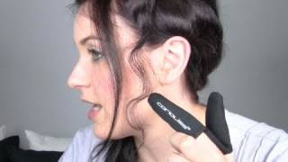 Crea Ondas, Figuras y Rizos con Plancha (Create waves, figures and curls with the iron)
