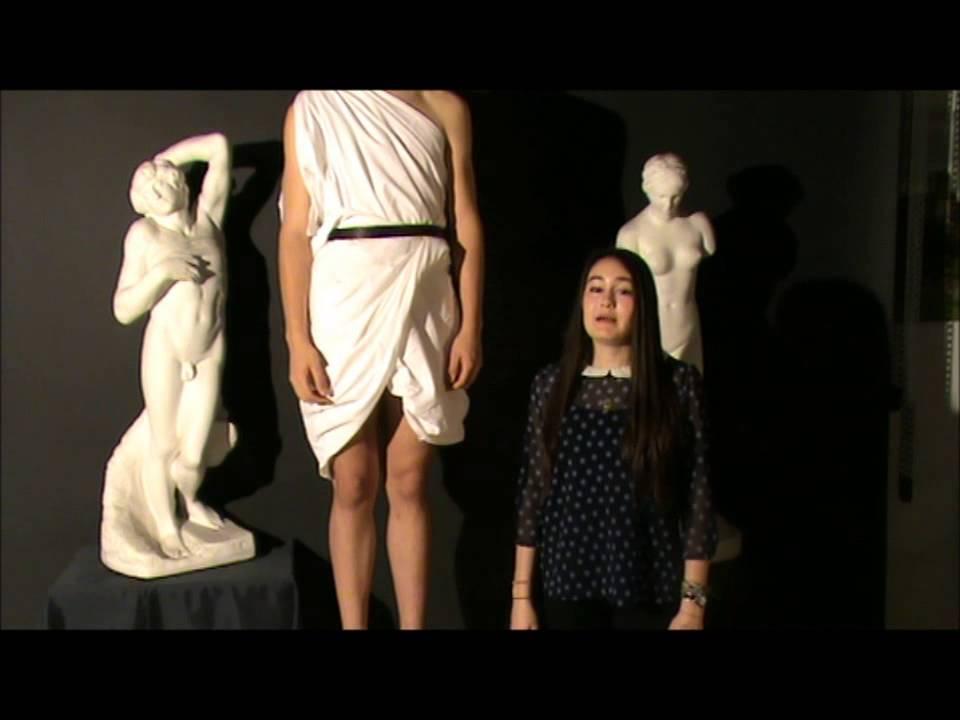 c707568d1 LA INDUMENTARIA DE LA ANTIGUA GRECIA - YouTube