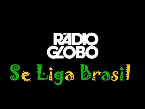 SE LIGA BRASIL (19/05/2010) - Canazio critica Globo