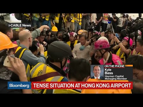 Hong Kong Protests Are Beijing's Worst Nightmare, Kyle Bass Says