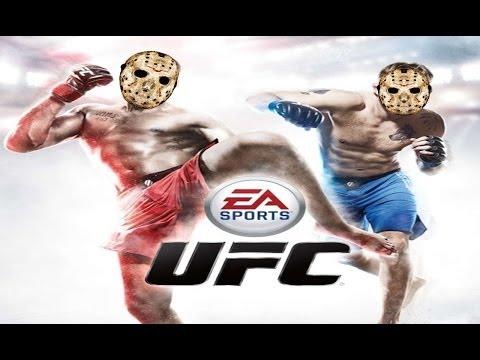 UFC 2014 PS4 Demo - Некcтген Бои без правил