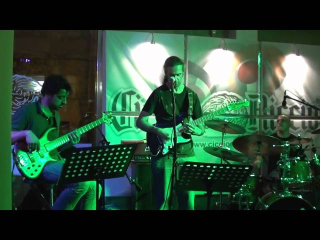 MARCELLO ZAPPATORE band - PASTA COL PESTO