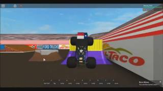 Roblox Monster Jam Commentary #8 (Duncan Tave)
