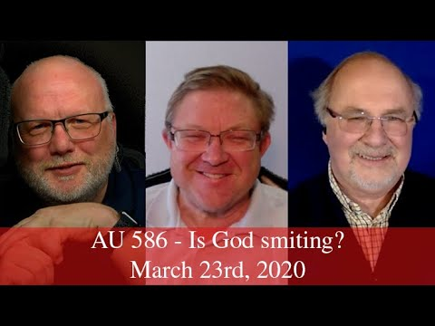 Anglican Unscripted 586 - Is God Smiting?