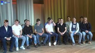 В МЦ прошла традиционная встреча болельщиков с МХК «Россошь»