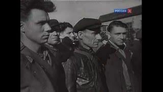 Союзкиножурнал № 58, 66, 67 (1941), № 42 (1943)