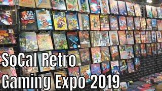 SoCal Retro Gaming Expo 2019 - RIGGS Vlog