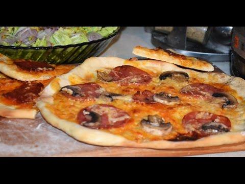 Соусы для пиццы в домашних