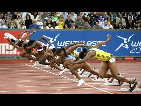 TOP 5 | Women's 100m sprints of all time | HD