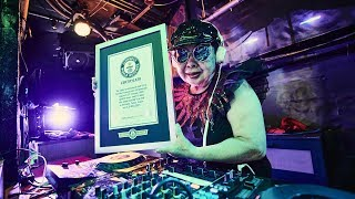 This 83-Year-Old Woman Is World's Oldest Professional Club DJ