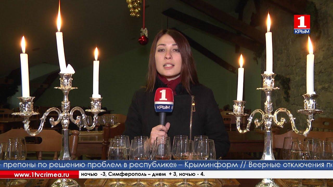 Путин и Берлускони оценили вина Массандры - YouTube