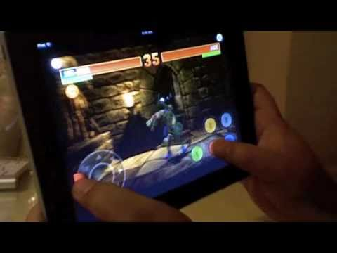 Ultimate Mortal Kombat 3 for iPad iPhone First Look!! Dec 16, 2010