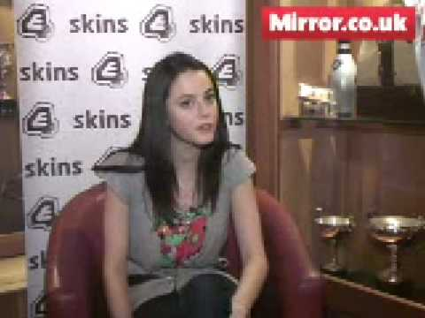 E4 Skins - Series 3 - Mirror.co.uk Interview