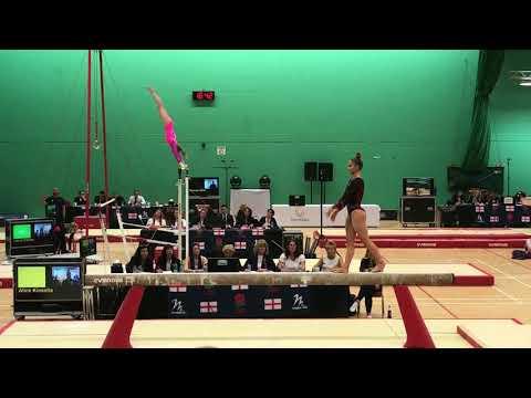 Alice Kinsella - 2018 English Championships - Beam