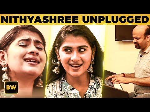 HEART MELTING: Nithyashree Unplugged With Anil Srinivasan