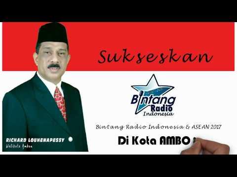Walikota Ambon Richard Louhenapessy : Sukseskan Bintang Radio Indonesia & Asean 2017