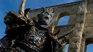 魔王を倒して王国を取り戻せ!映画『レジェンド・オブ・キングダム 勇者マイロックと聖なる甲冑の伝説』予告編