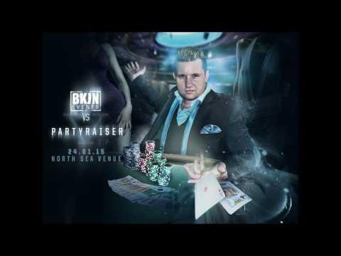 BKJN vs Partyraiser VIP Warmingup Mix by Rapid Booster