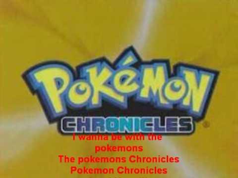 Sigla Pokemon chronicles (con testo)