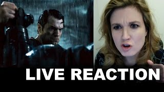 Batman v Superman FINAL Trailer REACTION - Beyond The Trailer