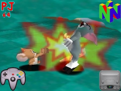 [n64] tom and jerry - part I