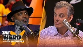 Cuttino Mobley addresses his criticism on Kevin Durant, says Zion should focus on NBA | THE HERD