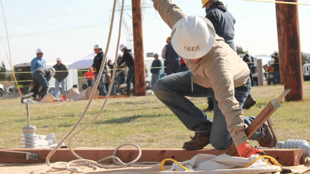 2014 Appa Lineworkers Rodeo Highlights Youtube
