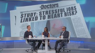 Is Your Stressful Job Harming Your Heart?
