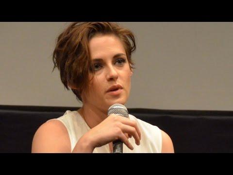 "NYFF52: ""Clouds of Sils Maria"" Q&A   Kristen Stewart & Juliette Binoche ..."