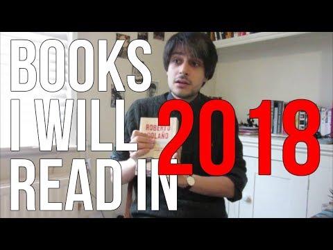Books I Will Read in 2018